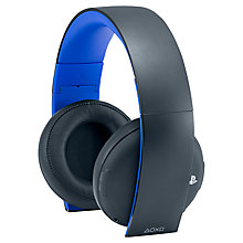 Buy Sony PlayStation Wireless Stereo Headset 2.0, PS3/PS4 Online at johnlewis.com