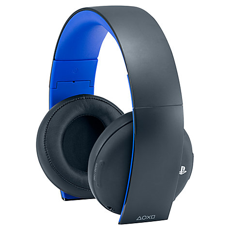 Buy Sony Playstation Wireless Stereo Headset 2 0 Ps3 Ps4