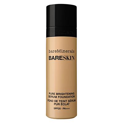 shop for bareMinerals bareSkin® Pure Brightening Serum Foundation SPF20 at Shopo