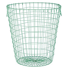 Buy House by John Lewis Wire Storage Basket Online at johnlewis.com