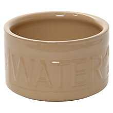 Buy Mason Cash Cane Water Bowl, Dia.150mm Online at johnlewis.com