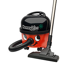 Buy Numatic Henry Xtra HVX200-A2 Autosave Eco Cylinder Vacuum Cleaner Online at johnlewis.com