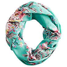 Buy Joules Connie Snood, Green Online at johnlewis.com