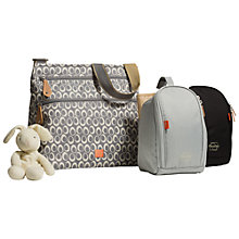 Buy PacaPod Jura Changing Bag, Dove Online at johnlewis.com