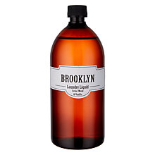 Buy John Lewis Brooklyn Laundry Liquid, 1L Online at johnlewis.com