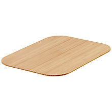 Buy Orthex SmartStore Basket Bamboo Lid Online at johnlewis.com