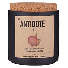 Buy John Lewis Antidote Perfumed Candle, Garlic Online at johnlewis.com