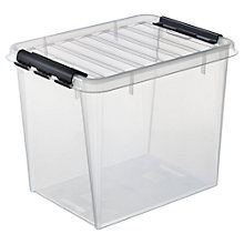 Buy Orthex SmartStore Classic 50 Storage Box (52L) Online at johnlewis.com
