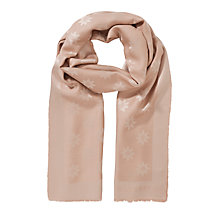 Buy Mulberry Monogram Scarf Online at johnlewis.com