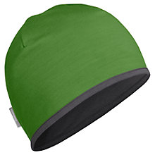 Buy Icebreaker Reversible Pocket Beanie, One Size, Green/Grey Online at johnlewis.com