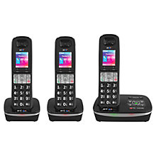 Buy BT 8500 Digital Telephone and Answering Machine with Advanced Call Blocker, Trio DECT Online at johnlewis.com
