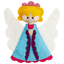 Buy Paper and String Angel Tree Topper Online at johnlewis.com