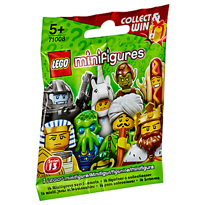 LEGO Minifigures Series 13, Assorted
