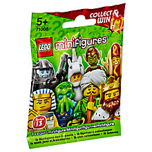 Buy LEGO Minifigures Series 13, Assorted Online at johnlewis.com