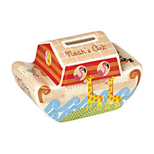 Buy Little Rhymes Noah's Ark Money Box Online at johnlewis.com