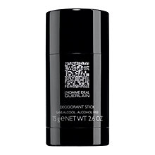 Buy Guerlain L'Homme Idéal Deodorant Stick, 75ml Online at johnlewis.com