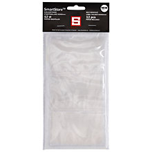 Buy Orthex SmartStore Box Labels, Pack of 12 Online at johnlewis.com