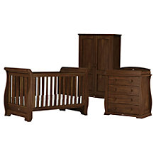 Buy Boori Sleigh Cotbed, Dresser and Wardrobe Set Online at johnlewis.com