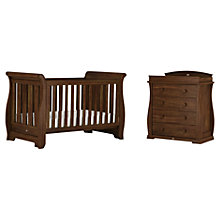 Buy Boori Sleigh Cotbed and Dresser Online at johnlewis.com