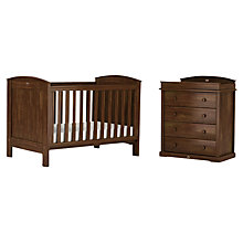 Buy Boori Ranch Cotbed and Dresser Online at johnlewis.com