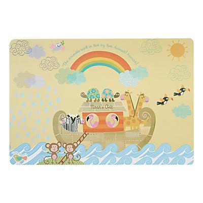 Little Rhymes Noah's Ark Placemat