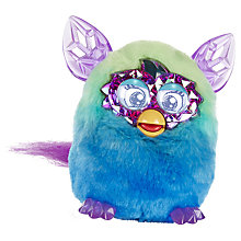 Buy Furby Boom, Crystal Series, Green/Blue Online at johnlewis.com