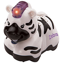 Buy VTech Baby Toot-Toot Animals Zebra Online at johnlewis.com