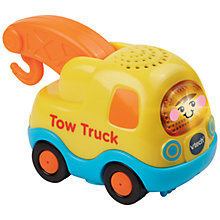 Buy VTech Baby Toot-Toot Drivers Tow Truck Online at johnlewis.com