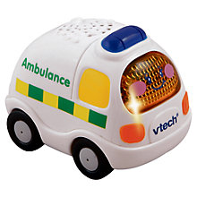 Buy VTech Baby Toot-Toot Drivers Ambulance Online at johnlewis.com