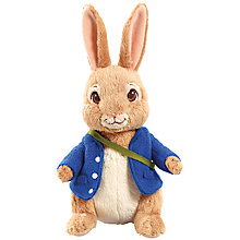 Buy Beatrix Potter Peter Rabbit Soft Toys, Assorted Online at johnlewis.com