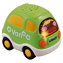 Buy VTech Baby Toot-Toot Drivers Van Online at johnlewis.com