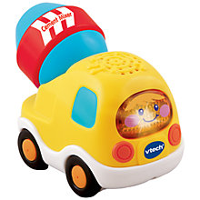 Buy VTech Baby Toot-Toot Drivers Cement Mixer Online at johnlewis.com