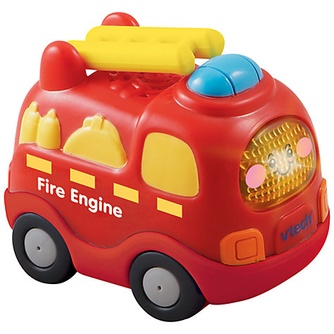 Buy VTech Baby Toot-Toot Drivers Fire Engine Online at johnlewis.com
