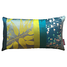 Buy Clarissa Hulse Mimosa Patchwork Cushion Online at johnlewis.com