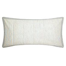 Buy John Lewis Croft Collection Washed Stripe Cushion Online at johnlewis.com