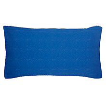 Buy John Lewis Isana Embroidered Cushion Online at johnlewis.com
