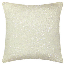 Buy John Lewis Luxe Beaded Cushion Online at johnlewis.com