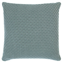 Buy John Lewis Ruben Knitted Cushion Online at johnlewis.com