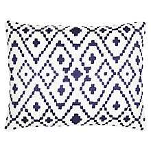 Buy John Lewis Fusion Ikat Cushion Online at johnlewis.com