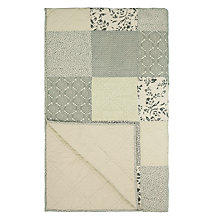 Buy John Lewis Anna Patchwork Bedspread Online at johnlewis.com