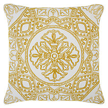 Buy John Lewis Fusion Embroidered Cushion Online at johnlewis.com