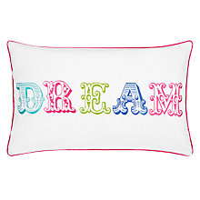 Buy John Lewis Dream Cushion, Multi Online at johnlewis.com