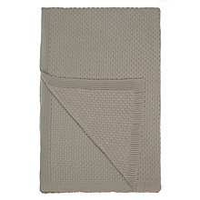 Buy John Lewis Ruben Knitted Throw Online at johnlewis.com