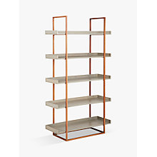 Buy John Lewis Asha Tall Bookcase Online at johnlewis.com