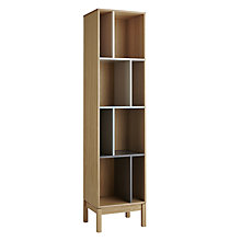 Buy Leonhard Pfeifer for John Lewis John Lewis Abbeywood Narrow Bookcase Online at johnlewis.com