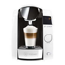 Buy Tassimo Joy 2 Coffee Machine by Bosch, White Online at johnlewis.com