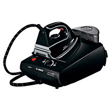 Buy Bosch TDS3561GB Sensixx Steam Generator Iron Online at johnlewis.com