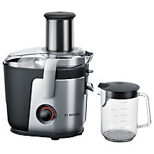 Buy Bosch MES4000GB Juicer, Silver Online at johnlewis.com