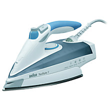 Buy Braun TS765A TexStyle 7 Steam Iron Online at johnlewis.com