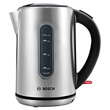 Buy Bosch TWK7901GB City Kettle, Stainless Steel Online at johnlewis.com